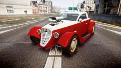 GTA V Vapid Hotknife