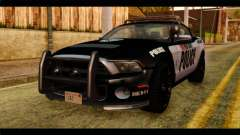 NFS Rivals Ford Shelby GT500 Police