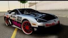 Lexus LFA 2010 Kaneki Ken Itasha para GTA San Andreas