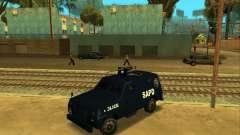 Beta FBI Truck