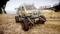 Militar caminhão blindado