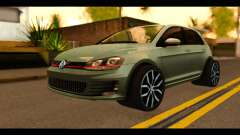 Volkswagen Golf Mk7 2014 para GTA San Andreas