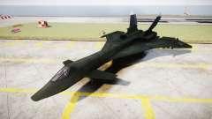 O MiG-31 de Raposa de Fogo MEC PJ
