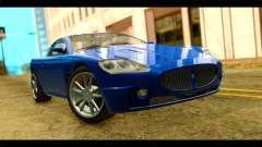 GTA 5 Ocelot F620