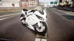 Kawasaki Ninja 250R Tuning para GTA 4