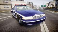 Chevrolet Caprice 1994 LCPD Auxiliary [ELS]