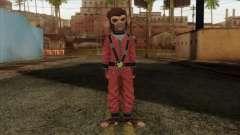 Monkey from GTA 5 v3 para GTA San Andreas