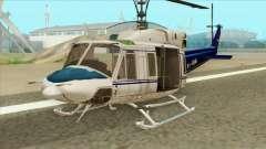 Agusta-Bell AB-212 Croatian Police