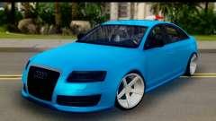 Audi RS6 Vossen