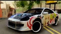 Mitsubishi Eclipse 2003 Fate Zero Itasha