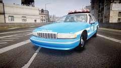 Chevrolet Caprice 1994 LCPD Patrol [ELS] para GTA 4
