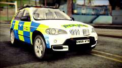 BMW X5 Kent Police RPU