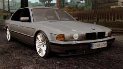 BMW 750iL E38 Romanian Edition