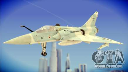 Dassault Mirage 2000-C FAB para GTA San Andreas
