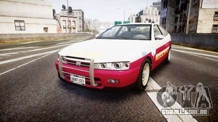 Dinka Chavos Paramedic para GTA 4