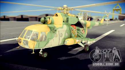 Mil Mi-8 Polish Air Force para GTA San Andreas