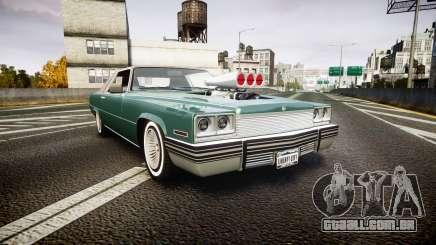 Albany Manana GTA V Style para GTA 4