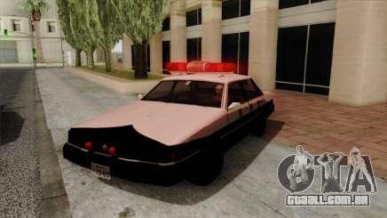 Karin Primo Police para GTA San Andreas