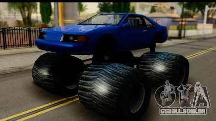 Monster Fortune para GTA San Andreas