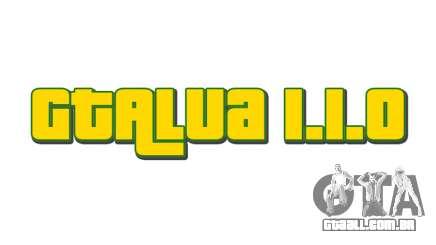 GTALua 1.1.0 para GTA 5