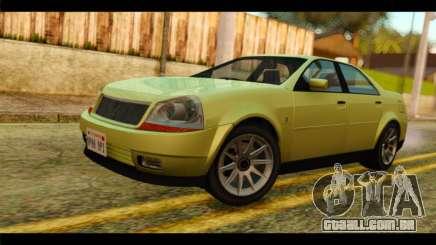 GTA 4 Presidente para GTA San Andreas