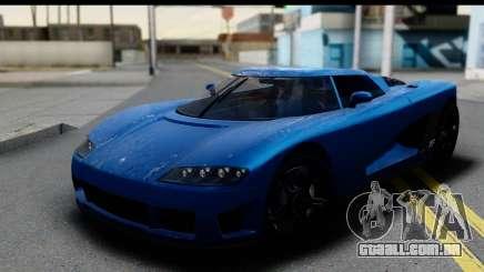 GTA 5 Overflod Entity XF IVF para GTA San Andreas