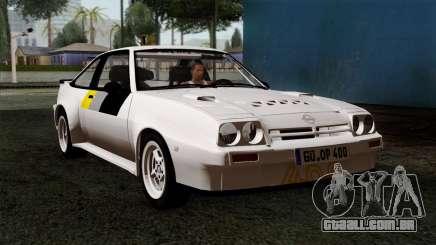 Opel Manta 400 v2 para GTA San Andreas