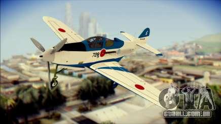 P-39N Airacobra JASDF Blue Impulse para GTA San Andreas