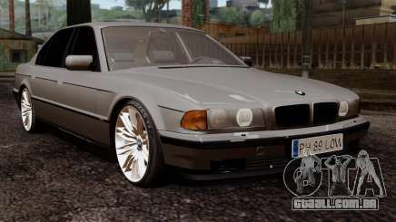 BMW 750iL E38 Romanian Edition para GTA San Andreas