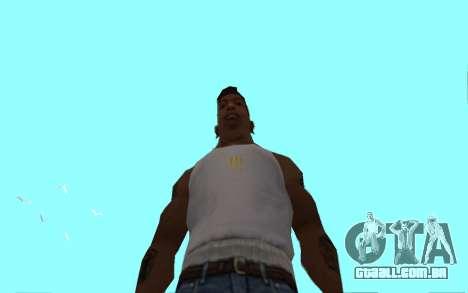 Цепь Monster Energy para GTA San Andreas quinto tela
