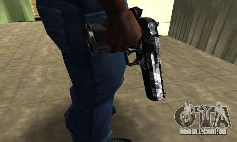 Field Tested Deagle para GTA San Andreas