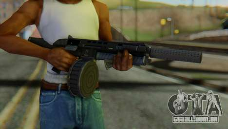 Assault Shotgun GTA 5 v2 para GTA San Andreas terceira tela