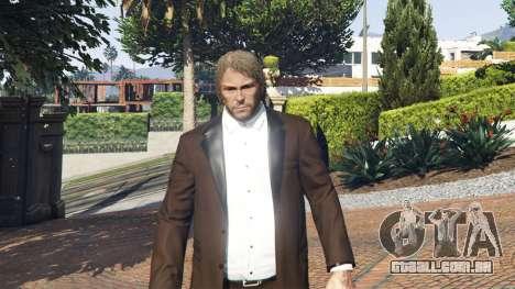 John Marston para GTA 5