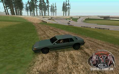 Velocímetro Lada para GTA San Andreas terceira tela