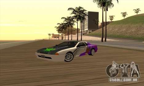 Vinil Alado. para GTA San Andreas