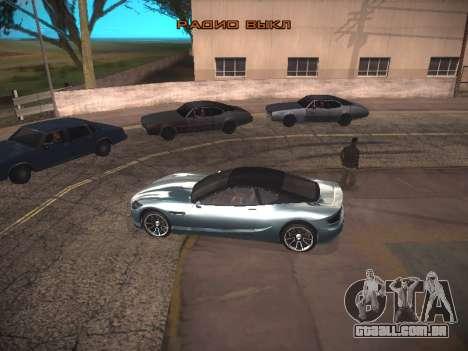 ENB Dark Orbit para GTA San Andreas sexta tela
