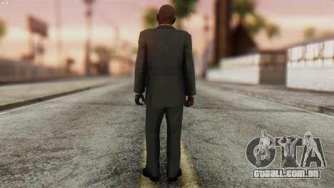 GTA 5 Skin 1 para GTA San Andreas segunda tela