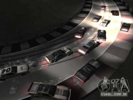 Novas texturas da faixa 8-Track para GTA San Andreas por diante tela