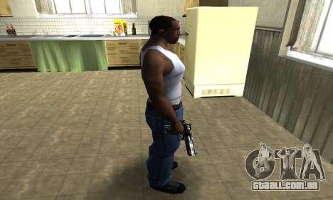 Field Tested Deagle para GTA San Andreas terceira tela