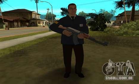 FBI HD para GTA San Andreas sexta tela