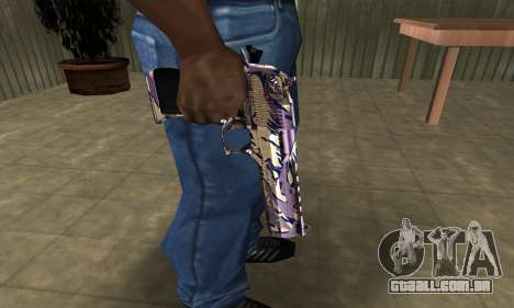 Good Look Like Deagle para GTA San Andreas segunda tela
