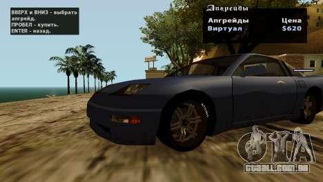 Rodas de GTA 5 v2 para GTA San Andreas twelth tela