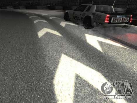 Novas texturas da faixa 8-Track para GTA San Andreas terceira tela