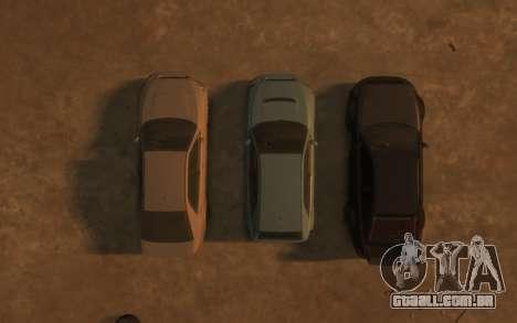 Karin Sultan Hatchback v2 para GTA 4 vista inferior