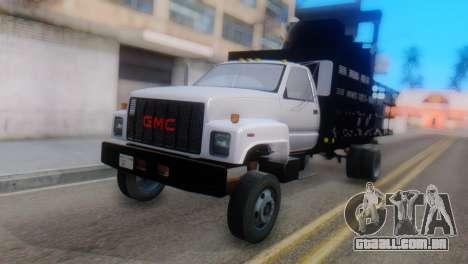 GMC Top Kick 88-95 para GTA San Andreas