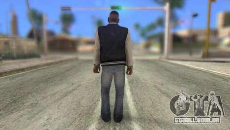 Luis Lopez Skin v5 para GTA San Andreas segunda tela
