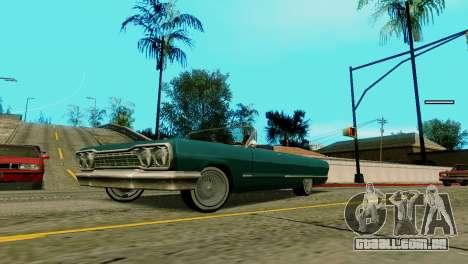 Rodas de GTA 5 v2 para GTA San Andreas segunda tela