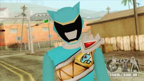 Power Rangers Skin 2 para GTA San Andreas terceira tela