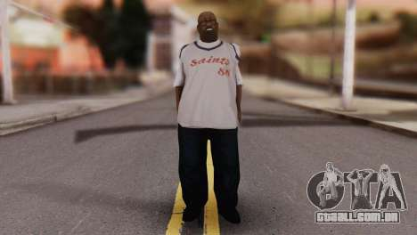 Big Smoke Skin 1 para GTA San Andreas