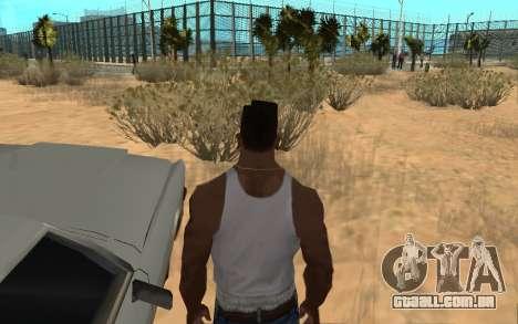Цепь Monster Energy para GTA San Andreas por diante tela